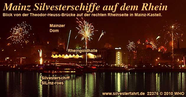 Mainz Silvester 2020
